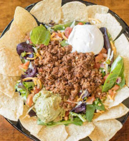 Cowboy Taco Salad