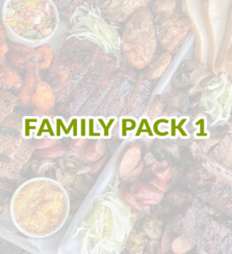 BBQ Family Pack